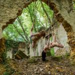 MADMOISELLE LU & SANDRA NUDEMODD Ruines